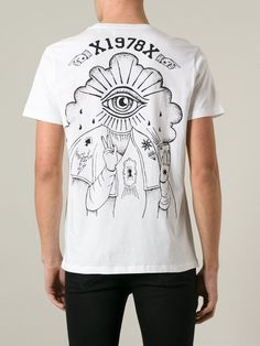 Diesel 't-oke' T-shirt - Vitkac - Farfetch.com