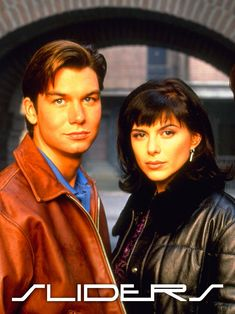 Sliders Tv Show, Kari Wuhrer, Jerry O'connell, Sci Fi Tv Series, Episode Guide, Tv Guide, Season 4, Pretty People, Favorite Tv Shows