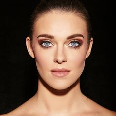 #Maquillage glamour en 4 étapes