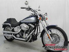 2001 Harley-Davidson� FXSTD/I Softail� Deuce�