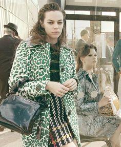c41328092162 Miu Miu s F W 2015 Campaign shot by Steven Meisel · New FashionWomens ...