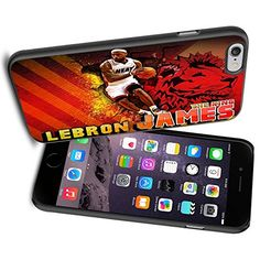 Basketball NBA LEBRON JAMES MIAMI HEAT, Cool iPhone 6 Smartphone Case Cover Collector iPhone TPU Rubber Case Black 9nayCover http://www.amazon.com/dp/B00UI9II9I/ref=cm_sw_r_pi_dp_FeOsvb0BZJT6V