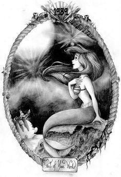 disney black and white | Tumblr