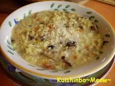 Saizeriya, Japan. I know japanese people cooking italian food doesnt make much sense but I havent found a mushroom risotto as good as this one. Cheap, yummy and yes... italian food in japan is actually really good!