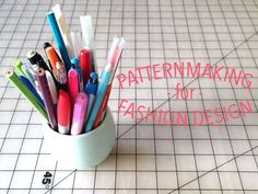 Itching to learn how to make and sew your own designs? Get your start in patternmaking with these helpful, expert tips!