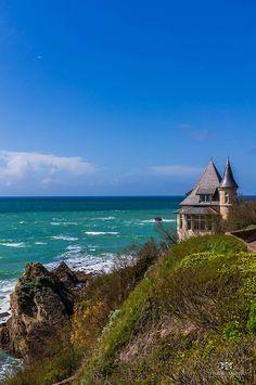 Biarritz Basque country, Aquitaine FRANCE pais vasco, francia