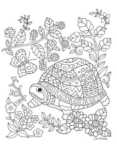 Barbie Coloring Pages, Cute Coloring Pages, Animal Coloring Pages, Free Printable Coloring Pages, Adult Coloring Pages, Coloring Pages For Kids, Coloring Sheets, Coloring Books, Diy Y Manualidades