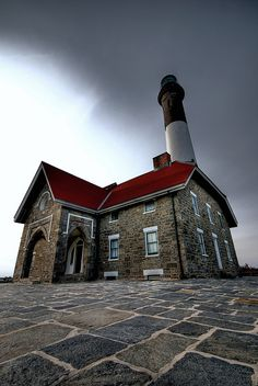 Fire Island Light House, Long Island