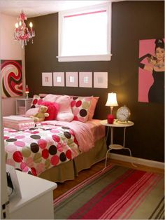 quot tween room quot for my 10 year old daughter girls 27 room 12857 | 21fa56ca4bc302ae377d452a879a9167 pink brown brown girl