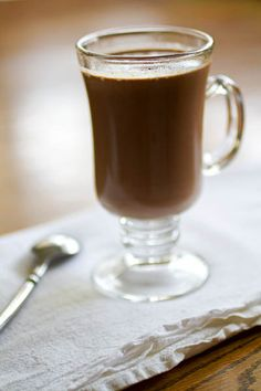 Peanut Butter Curry Hot Cocoa