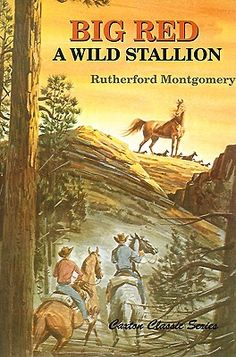 Big Red A Wild Stallion by Rutherford Montgomery