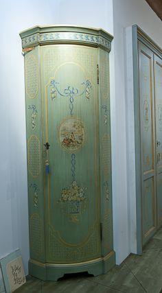Angolare decorato