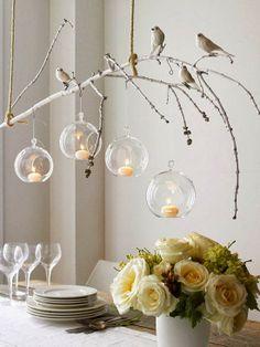 Adictaaloscomplementos: Deco: Ideas para decorar con ramas