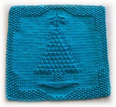 Holiday Tree Cloth pattern by Alli Barrett