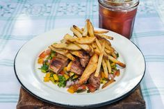 Grilled Beef Ribs with Brazilian-Style Salsa