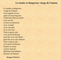 French Love Quotes, French Poems, French Phrases, Author Quotes, Literary Quotes, Texte En Prose, Profession Of Faith, The L Word, Poem A Day