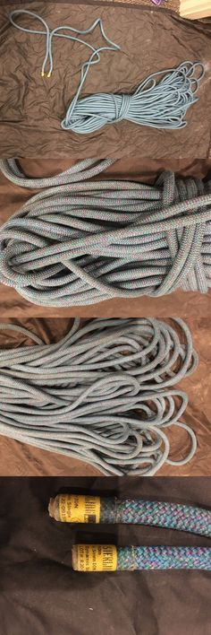 Ropes Cords and Slings 50816: Sterling Climbing Rope, 9.5 60M Dynamic Dry Rope -> BUY IT NOW ONLY: $130 on eBay!