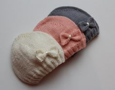 Hand knitted baby hat / baby hat / Merino by PetitMoutonFrancais / knit baby hat / Merino wool baby hat / baby hat Le Petit MoutonKnit baby hat / baby hat / hand knit baby hat / baby girl hat / knit baby clothes - image for youThe charming hand knitted ha Baby Girl Hats, Girl With Hat, Baby Girl Fashion, Baby Girls, Child Fashion, Knitted Baby Clothes, Baby Hats Knitting, Knitted Hats, Free Knitting