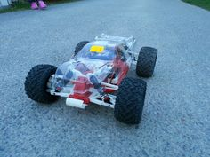 If you want to have the coolest 3D Printable car available you should check out This Open RC conecpt car. All parts can be easily obtainable.