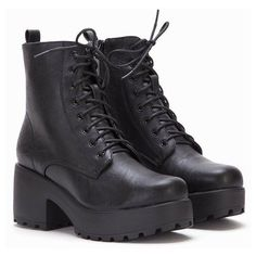 Cole Lace Up Ankle Boots (€47) ❤ liked on Polyvore featuring shoes, boots, ankle booties, platform ankle boots, high heel booties, lace up ankle boots, lace-up bootie and lace up booties
