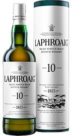 This is a superb whisky, very lovely finish. Thank you @Melissa van for buying it for me (1 month annivesary present most awesome wife ever) - Laphroaig 10 Year Old