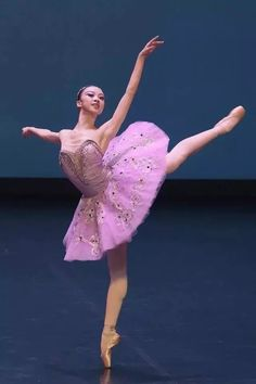 The fifth Shanghai International Ballet Competition - dancer Yu Hang