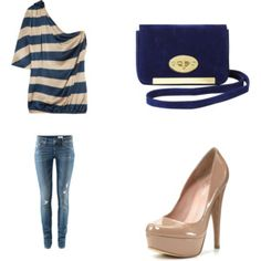 An outfit I put together that I would LOVE  to own.  :)