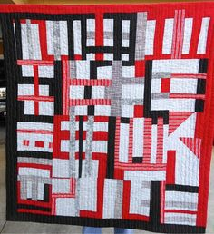 Score For Rhythmic Grid Test Quilt Gallery | daintytime ~ Sherri Lynn Wood
