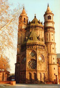 Katedrála v Německu
