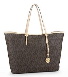 Michael Michael Kors Handbag, Jet Set Travel « Clothing Impulse