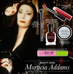 Need a last-minute halloween costume? Our tips will ensure you look like our favorite spooky beauty icon: Morticia Addams!