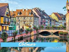 Colmar France Strasbourg