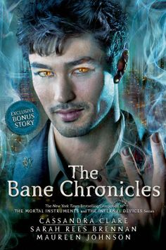 The Bane Chronicles: Cover Reveal & Release Date