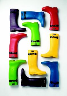 레인부츠 모음! Hunter Boots, Rubber Rain Boots, My Style, Shoes, Fashion, Moda, Zapatos, Shoes Outlet, Fasion