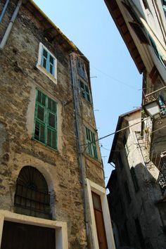 Castelvittorio (IM) centro storico