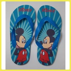 Flip Flops Schlappen Meer Mickey Disney von 27bis 34 higeji3D