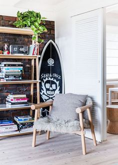Hang Ten: 21 Homes That Prove Surf Is Chic | MyDomaine