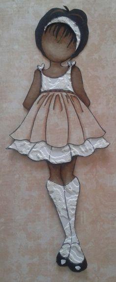 Prima Doll made by Nanda.