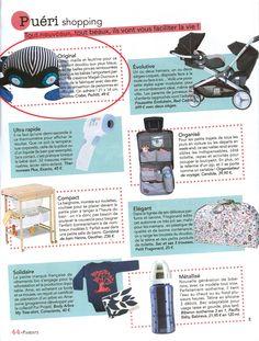 Parution / Magazine Parents / Novembre 2013 #parents #peluche #crabe #Pschitt