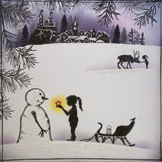 Stamped Christmas Cards, Holiday Cards, Cardio Cards, Create And Craft Tv, Card Io, Ink Pads, Stamp Collecting, Flower Cards, Clear Stamps
