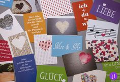 52 Postkarten zur Hochzeit Frame, Wedding, Dennis, Website, Check, Marriage Anniversary, Card Wedding, Wedding Ideas, Picture Frame