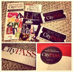 """We thought this was really nice... """"I won these CityPASS booklets from a Twitter chat and gave them as a gift to my family members who had just moved to Seattle, they loved it!!!!"""""""