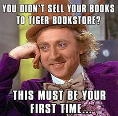 Tiger Bookstore will give you top dollar for your textbooks! #university #memphis