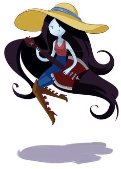 [ENG] Fanart of marceline, i love adventure time! and i love Marceline! i decided to retain much of the original style, maybe in the future i will do it with anime style :heart [ESP] Fanart de Marc. Adventure Time Costume, Adventure Time Characters, Disney Characters, Adventure Time Marceline, Adventure Time Art, Cartoon Drawings, Cute Drawings, Adventure Time Wallpaper, Adveture Time
