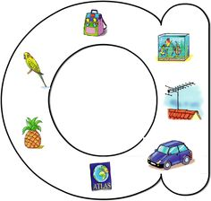 a Beginning Sounds, Puzzle, Language, Classroom, Letters, Education, Speech Language Therapy, School, Puzzles