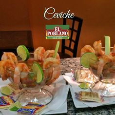 This is how it looks our ceviche, come and try it! #ElPoblado #mexicanRestaurant #ceviche
