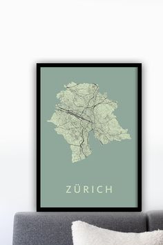 #zurich #swisss #switserland #europe #citymaps #art #travel #interior #interiorinspo