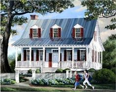 House Plan 57063 | Cottage    Plan with 1740 Sq. Ft., 3 Bedrooms, 3 Bathrooms