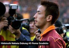Nakata berharap Roma memenangkan Scudetto musim ini, untuk mengakhiri hegemoni Juventus dalam tiga tahun terakhir.  www.royalewins.com