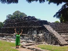 Cempoala Zona Arqueológica en Zempoala, Veracruz-Llave